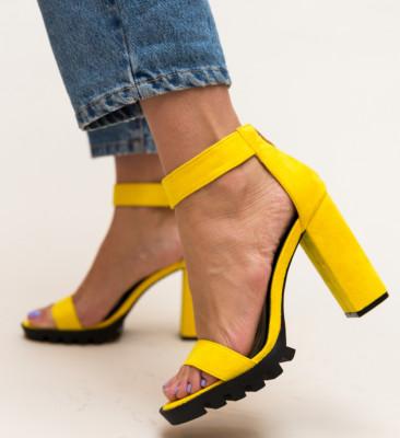 Sandale Neda Galbene