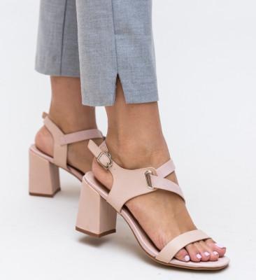 Sandale Nefassa Bej