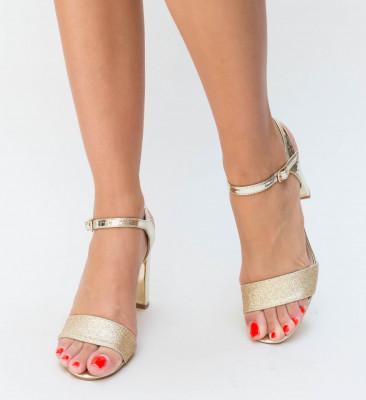 Sandale Nerma Aurii