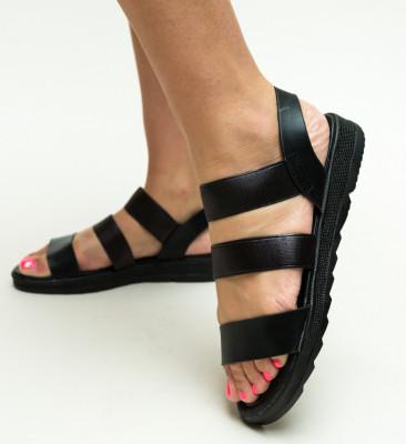 Sandale Pago Negre