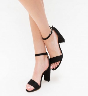 Sandale Polar Negre