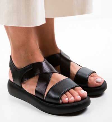 Sandale Primosi Negre