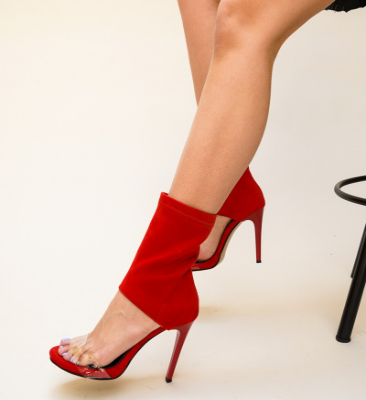 Sandale Promed Rosii