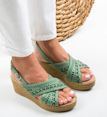 Sandale Renae Verzi