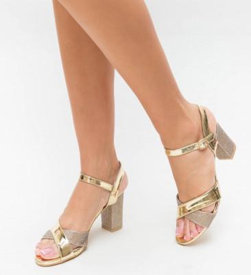 Sandale Rento Aurii