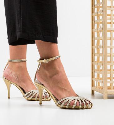 Sandale Renwar Aurii