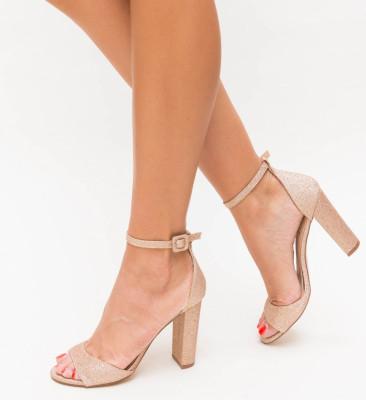 Sandale Romaniuc Aurii