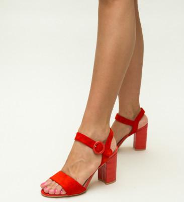 Sandale Sancio Rosii