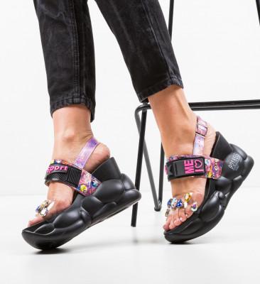 Sandale Sorcha Negre