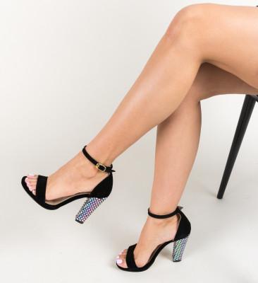 Sandale Sosko Negre