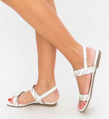Sandale Teldo Albe