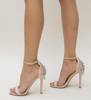 Sandale Toha Nude