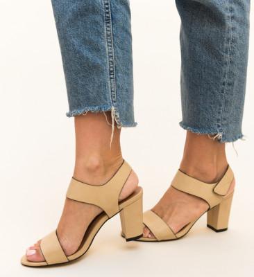Sandale Uzilica Bej