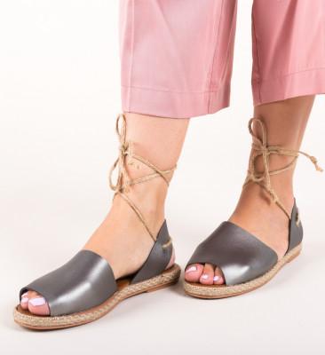 Sandale Viji Gri