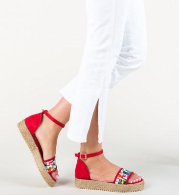 Sandale Voque Rosii