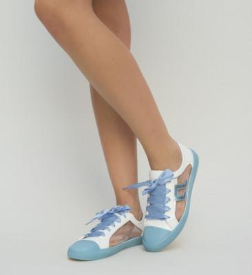 Pantofi Sport Alfa Albastri