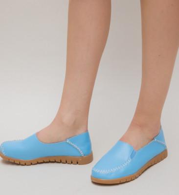 Pantofi Casual Paroli Albastri