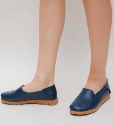 Pantofi Casual Paroli Albastri 2