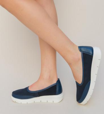 Pantofi Casual Dole Bleumarin