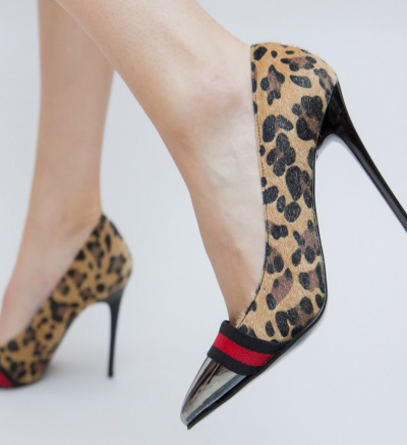 Pantofi Sonna Gri