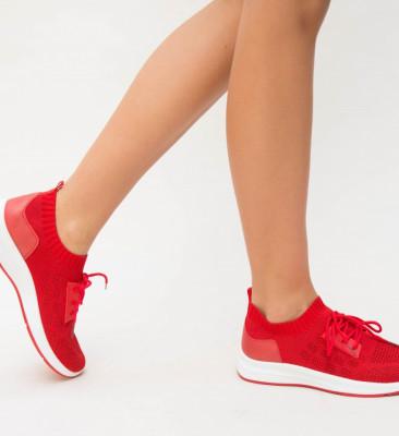 Pantofi Sport Constan Rosii