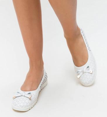 Pantofi Casual Bende Albi