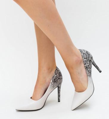 Pantofi Exca Bej