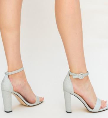 Sandale Giuly Argintii