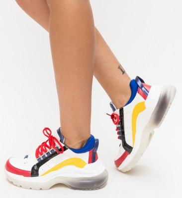 Pantofi Sport Skizo Rosii