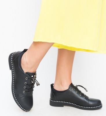 Pantofi Casual Mitra Negri