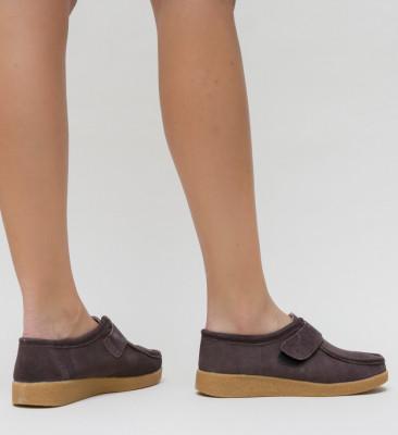 Pantofi Casual Boba Maro