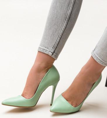 Pantofi Vilegas Verzi