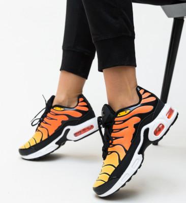 Pantofi Sport Verson Portocali