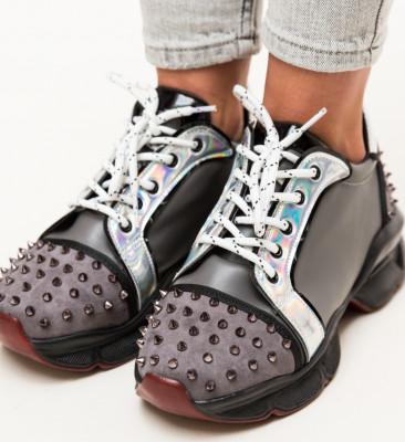 Pantofi Sport Teppy Gri