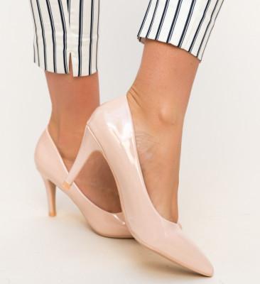 Pantofi Pena Nude