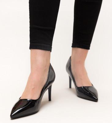 Pantofi Grace Negri