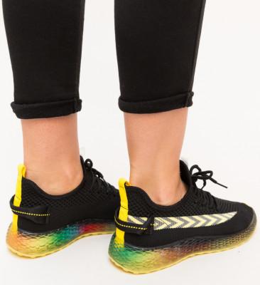 Pantofi Sport Iris Negri 2