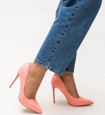 Pantofi Spiro Roz
