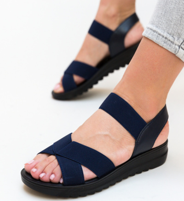 Sandale Irfan Albastre