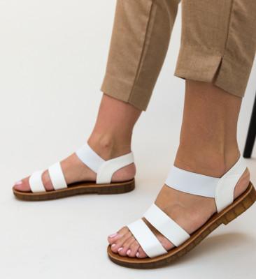 Sandale Cano Albe
