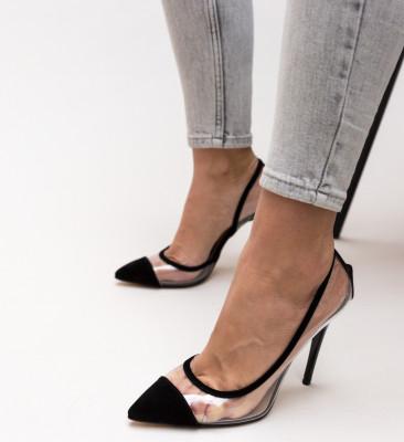 Pantofi Brennan Negri