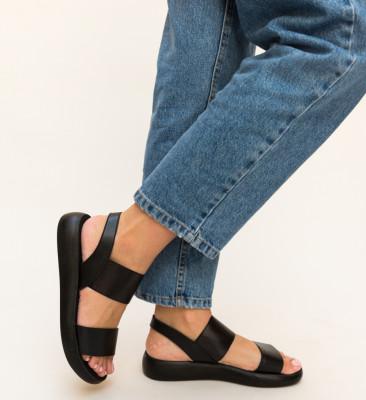 Sandale Cain Negre