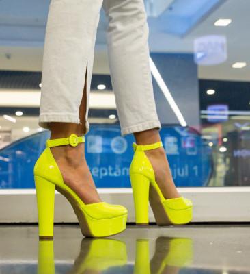 Pantofi Atkins Neon