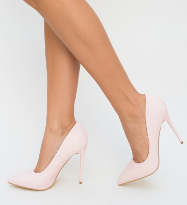 Pantofi Beba Roz