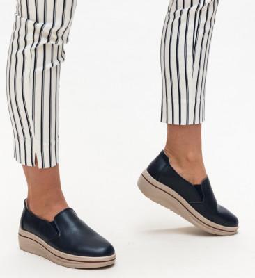 Pantofi Casual Alpino Bleumarin