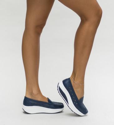 Pantofi Casual Buga Bleumarin