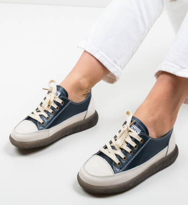 Pantofi Casual Digrio Bleumarin