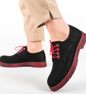 Pantofi Casual Flavored Rosii