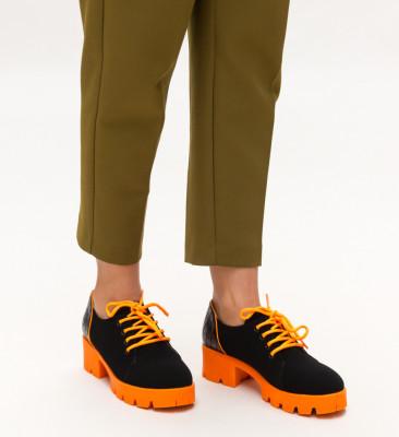 Pantofi Casual Gabor Portocali