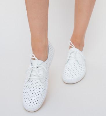 Pantofi Casual Hilio Albi